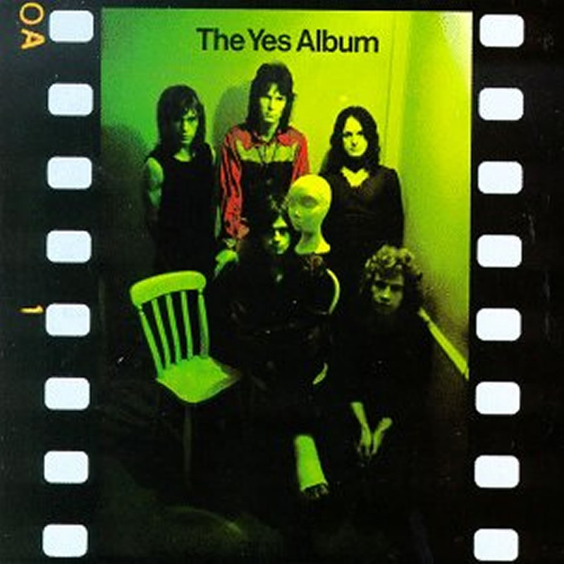 Yes — The Yes Album