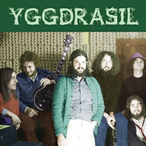 Yggdrasil Cover art