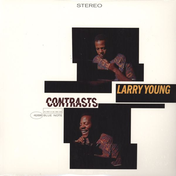 Larry Young — Contrasts