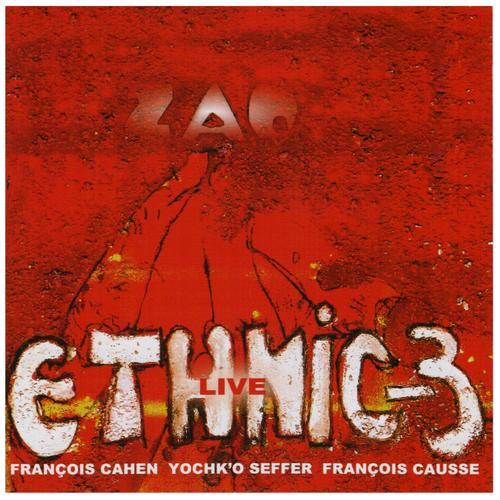 Ethnic-3 Live Cover art