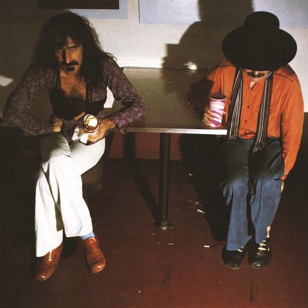 Zappa / Beefheart / Mothers — Bongo Fury