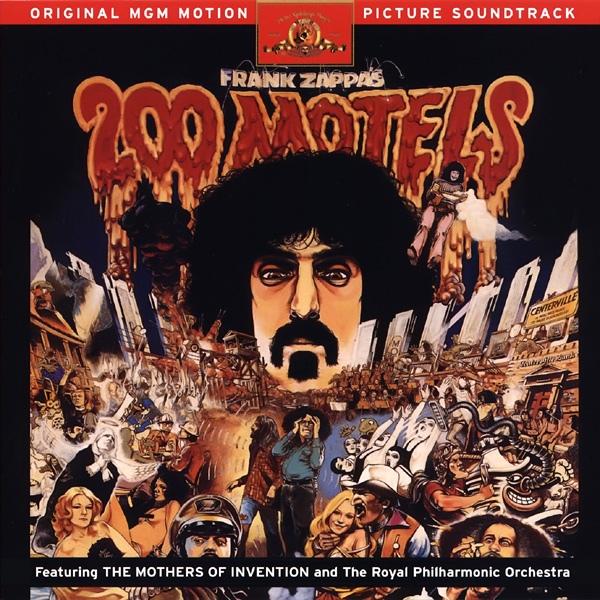 Frank Zappa — 200 Motels