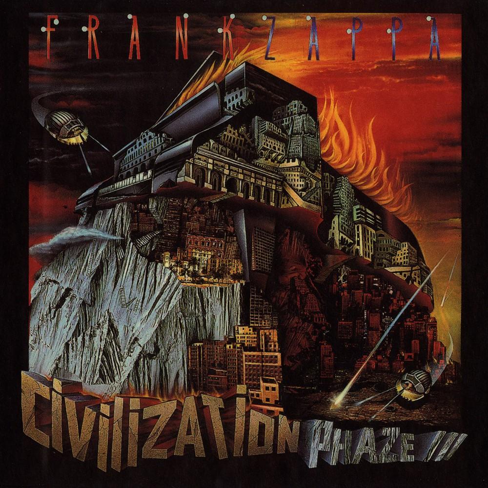 Frank Zappa — Civilization Phaze III