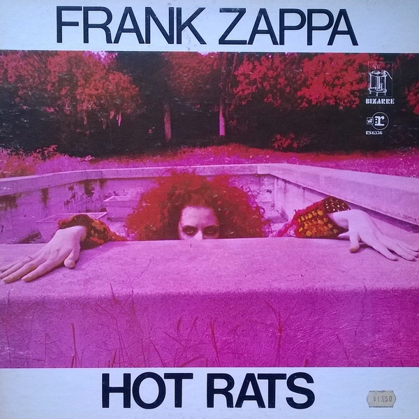 Frank Zappa — Hot Rats