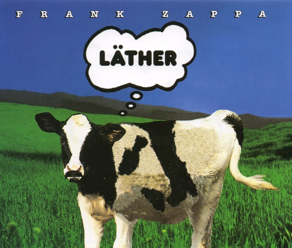 Läther Cover art