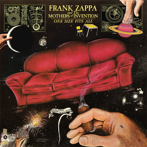 Frank Zappa and the Mothers of Invention — One Size Fits All