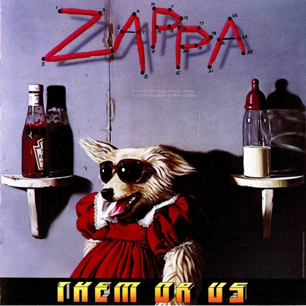 Zappa — Them or Us