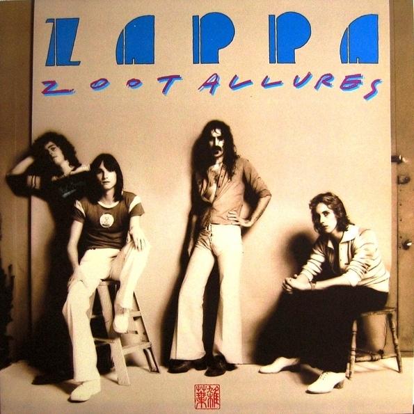 Zappa — Zoot Allures