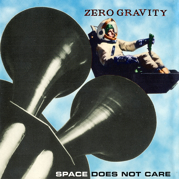 Space Does Not Care Cover art