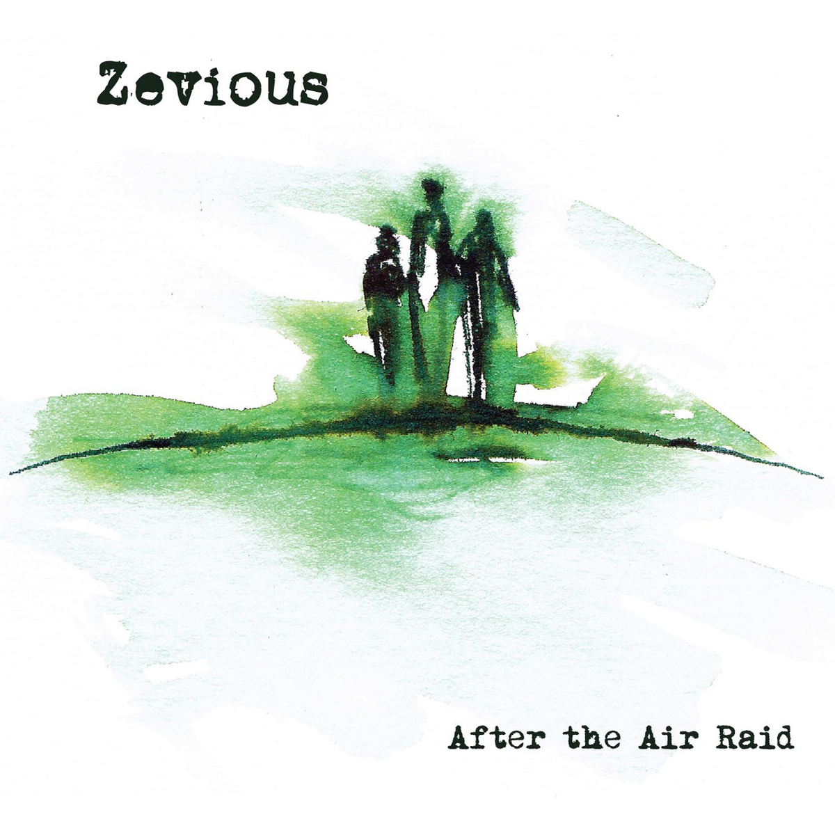 Zevious — After the Air Raid