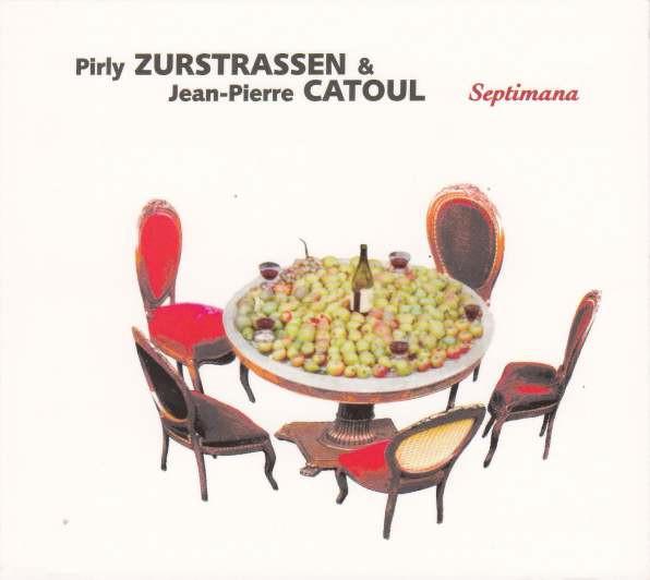 Pirly Zurstrassen & Jean-Pierre Catoul — Septimania